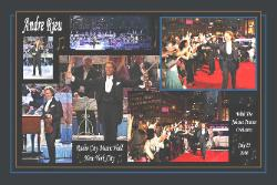 Andre rieu background